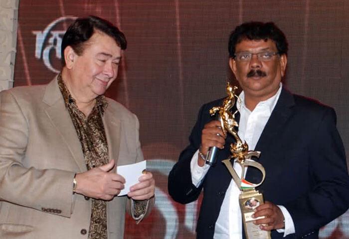 V. Shantaram Award